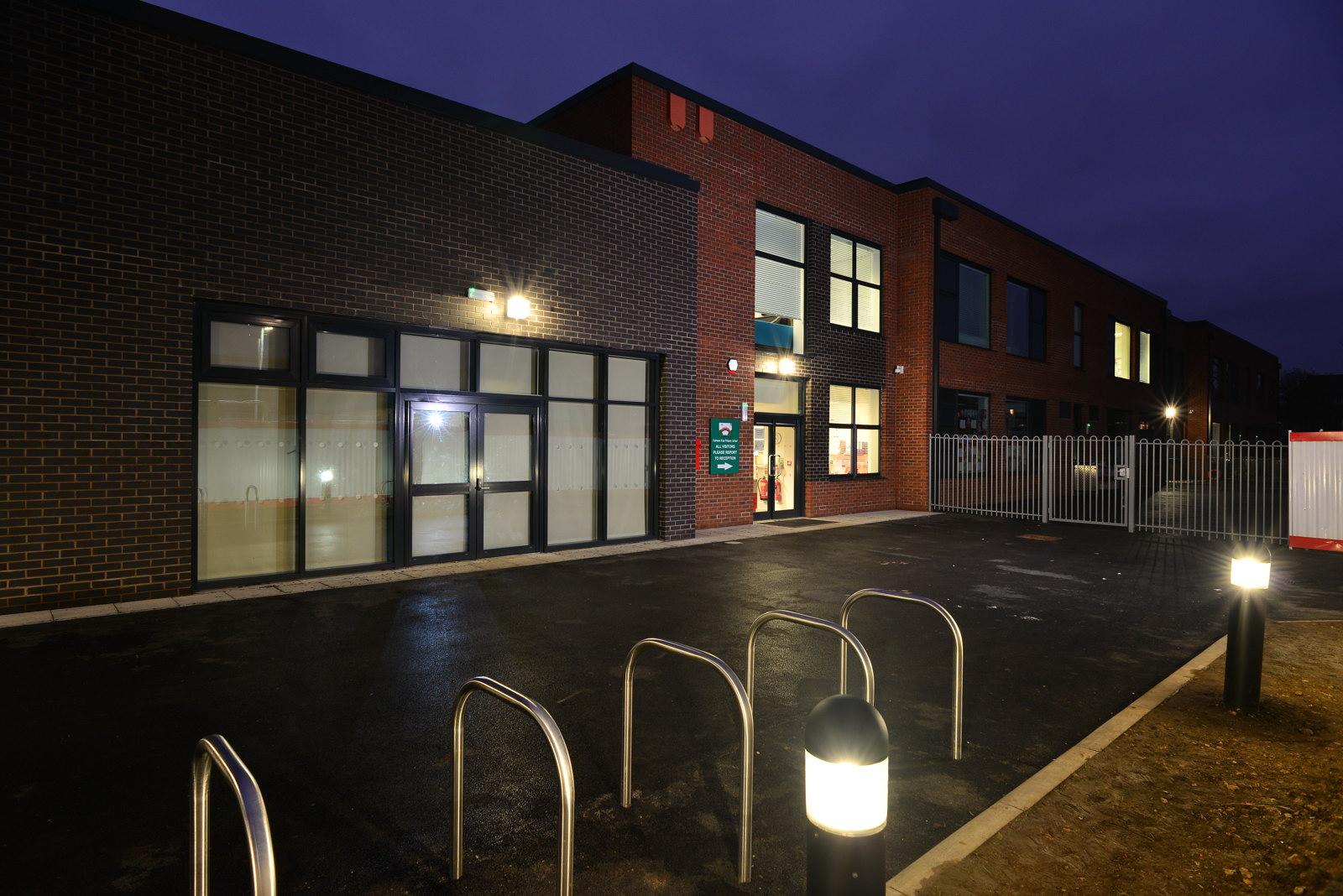 Best Solar Companies >> Fairburn View Primary School - G&H Group