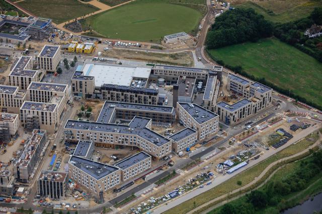 NW Cambridge Development solar